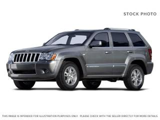 Used 2008 Jeep Grand Cherokee for sale in Lethbridge, AB