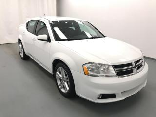 Used 2014 Dodge Avenger SXT LOW MILEAGE, HEATED SEATS for sale in Lethbridge, AB