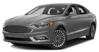 New 2018 Ford Fusion for sale in Surrey, BC