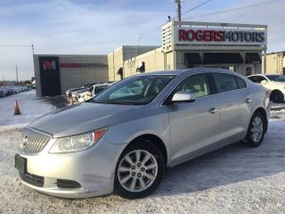 Used 2011 Buick LaCrosse CX - BLUETOOTH - POWER PKG for sale in Oakville, ON