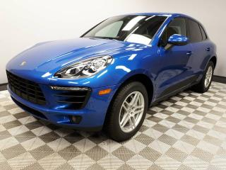 Used 2017 Porsche Macan CERTIFIED PRE-OWNED | Apple CarPlay | PASM | Sport Chrono for sale in Edmonton, AB