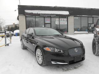 Used 2012 Jaguar XF PORTFOLIO **64 000 KM** for sale in Saint-hubert, QC