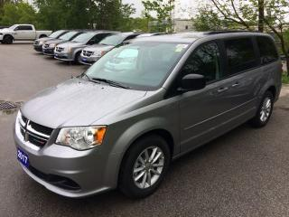 Used 2017 Dodge Grand Caravan SXT PLUS for sale in Owen Sound, ON