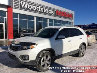 Used 2013 Kia Sorento EX  - Bluetooth - $118.74 B/W for sale in Woodstock, ON