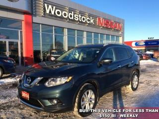 Used 2014 Nissan Rogue SV  - Sunroof -  Bluetooth -  Heated Seats - $149.81 B/W for sale in Woodstock, ON