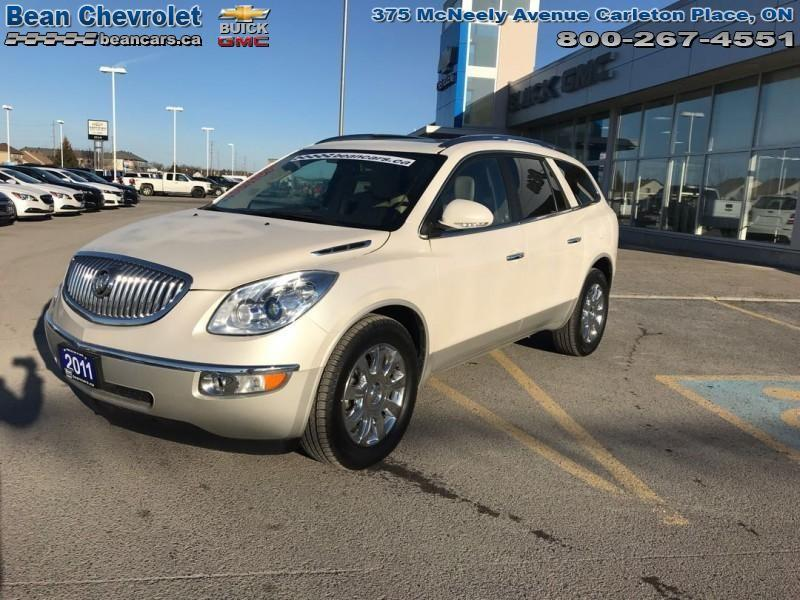 Used Buick Enclave For Sale >> Used 2011 Buick Enclave Cxl For Sale In Carleton Place