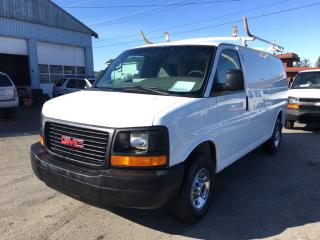 Used 2007 GMC Savana Cargo Van RWD 2500 135 for sale in Surrey, BC