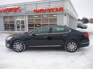 Used 2016 Kia CADENZA for sale in Owen Sound, ON
