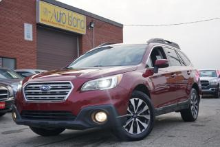 Used 2016 Subaru Outback 2.5i w/Limited & Tech Pkg for sale in North York, ON