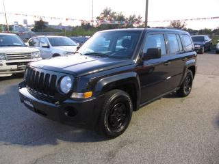Used 2010 Jeep Patriot SPORT for sale in Newmarket, ON
