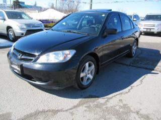 Used 2005 Honda Civic Si , AUTO for sale in Newmarket, ON