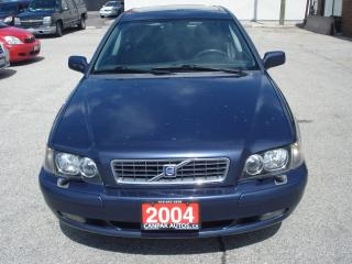 Used 2004 Volvo S40 No HST until January 31, 2018 for sale in Scarborough, ON