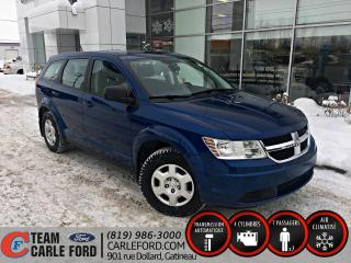 Used 2010 Dodge Journey 4 portes SE, Traction avant for sale in Gatineau, QC