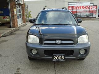 Used 2006 Hyundai Santa Fe GLS for sale in Scarborough, ON