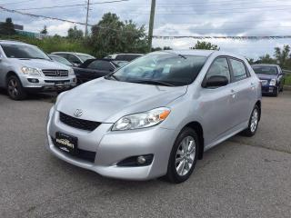 Used 2010 Toyota Matrix auto for sale in Newmarket, ON