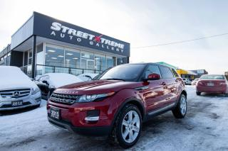 Used 2015 Land Rover Evoque Pure City l Low KM l Clean carproof l Navi for sale in Markham, ON