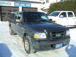 Used 2011 Ford Ranger XL Ext. Cab for sale in Beaverton, ON