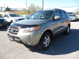 Used 2008 Hyundai Santa Fe GLS Limited LEATHER & SUNROOF for sale in Newmarket, ON