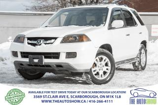 Used 2005 Acura MDX 7PSGR All Original SUPER CLEAN! for sale in Caledon, ON