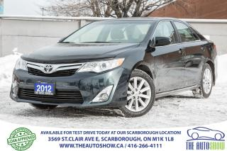 Used 2012 Toyota Camry XLE NAVI BackupCam Leather Sunroof for sale in Caledon, ON