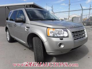 Used 2010 Land Rover LR2  4D UTILITY AWD for sale in Calgary, AB