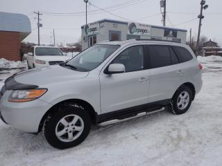 Used 2008 Hyundai Santa Fe AWD CERTIFIED for sale in Kitchener, ON