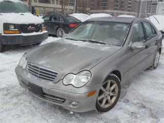 Used 2005 Mercedes-Benz C240 2.6L for sale in Markham, ON