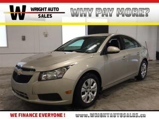 Used 2014 Chevrolet Cruze 1LT|AIR CONDITIONING|CRUISE CONTROL|82,380 KM for sale in Cambridge, ON