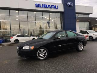 Used 2008 Volvo S60 2.5T A SR - 88,000 Kms for sale in Port Coquitlam, BC