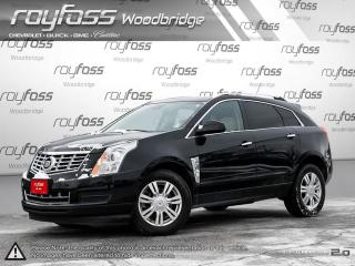 Used 2015 Cadillac SRX Luxury. NO ACCIDENTS. 1 OWNER. NAVIGATION for sale in Woodbridge, ON