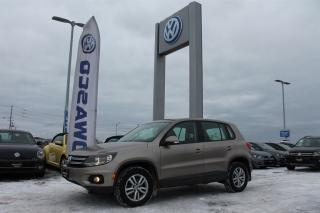 Used 2015 Volkswagen Tiguan Trendline 4Motion for sale in Whitby, ON