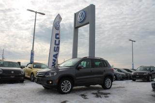 Used 2014 Volkswagen Tiguan COMFORTLINE 4Motion for sale in Whitby, ON