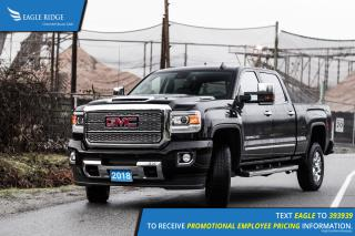New 2018 GMC Sierra 3500 HD Denali Diesel, Leather, Sunroof for sale in Port Coquitlam, BC
