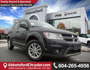 Used 2015 Dodge Journey SXT *ACCIDENT FREE* *LOCALLY DRIVEN* for sale in Abbotsford, BC