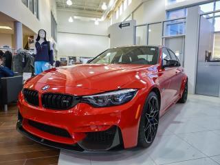 New 2018 BMW M3 Sedan for sale in Edmonton, AB