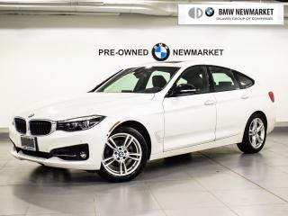 Used 2017 BMW 330i xDrive Gran Turismo for sale in Newmarket, ON