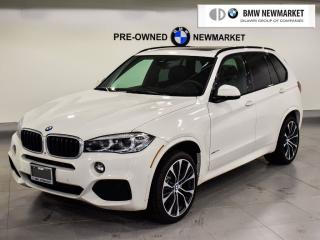 Used 2017 BMW X5 xDrive35i for sale in Newmarket, ON