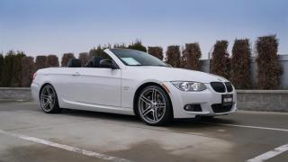 Used 2011 BMW 335i s Cabriolet for sale in Vancouver, BC
