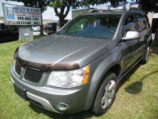 Used 2006 Pontiac Torrent Sport  Certified + FREE 6 Month warranty for sale in Ajax, ON