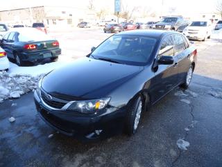 Used 2008 Subaru Impreza 2.5i for sale in Sarnia, ON