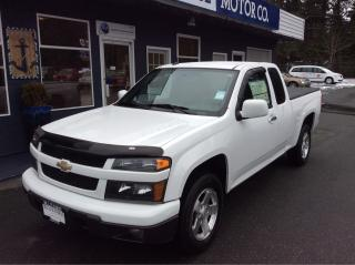 Used 2010 Chevrolet Colorado LT Ext.Cab for sale in Parksville, BC