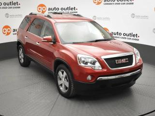 Used 2012 GMC Acadia SLT All-wheel Drive for sale in Red Deer, AB
