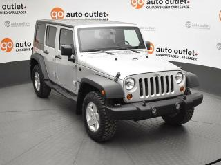 Used 2010 Jeep Wrangler UNLIMITED SPORT for sale in Red Deer, AB