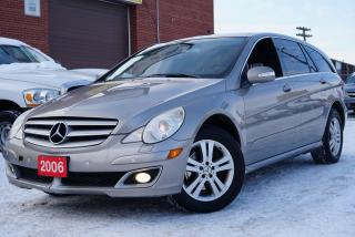 Used 2006 Mercedes-Benz R-Class 5.0L,Bluetooth,Navi for sale in North York, ON