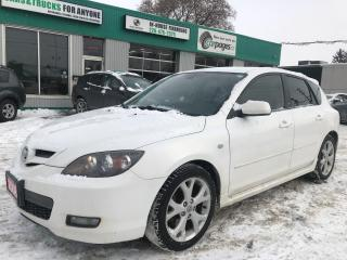 Used 2008 Mazda MAZDA3 Heated Seats l Alloy l No Accidents for sale in Waterloo, ON