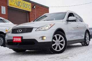Used 2008 Infiniti EX35 Bluetooth,AWD,Leather,Sunroof for sale in North York, ON