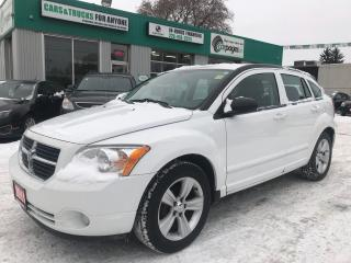 Used 2011 Dodge Caliber SXT l Heated Seats l Alloy Rims for sale in Waterloo, ON