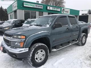 Used 2007 Chevrolet Colorado LT Z71 l Perfect Condition!! for sale in Waterloo, ON