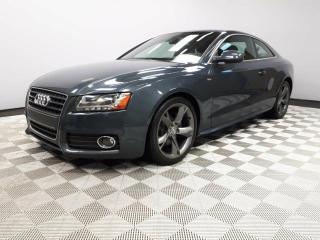 Used 2011 Audi A5 2.0T Premium Plus for sale in Edmonton, AB