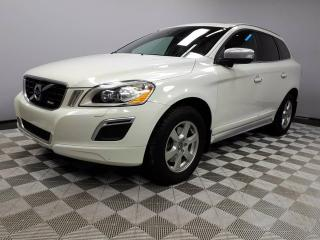 Used 2013 Volvo XC60 T6 R-Design AWD - Local One Owner Trade In | 3M Protection Applied | 2 Tone Leather Interior | Heated Front/Rear Seats | Navigation | Back Up Camera | Parking Sensors | Panoramic Sunroof | Power Liftgate | Blind Spot Monitor | Premium Sound Audio | Blueto for sale in Edmonton, AB